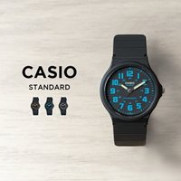 10年保証 日本未発売 CASIO カシオ スタンダード 腕時計 時計 ブランド メンズ レディース キッズ 子供 男の子 女の子 チープカシオ チプカシ アナログ ブラッ