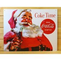 コカコーラと言えばサンタクロースを赤の衣装したので有名ですよね、 でコレ!! クリスマスのデコレーシ...