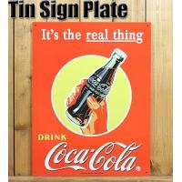 世界中で愛飲されているWORLD FAMOUS COMPANY『コカコーラ』。  REAL THIN...