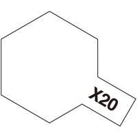 タミヤ エナメル塗料 X-20 溶剤大ビン(40ml) 《溶剤》
