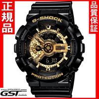 1番人気G-SHOCK、Black×Gold Series G-SHOCKカシオ GショックGA-1...