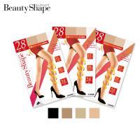 GUNZE(グンゼ)/BeautyShape(ビューティシェイプ ビューティーシェイプ)/【ネット限定】ビユーテイシェイプ28hPa3足組(婦人)/EA400