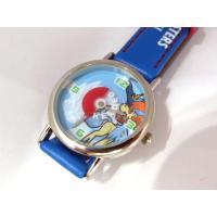 テレビアニメで大人気のポケットモンスターの腕時計が登場です。  文字盤には人気のモンスター達のイラス...