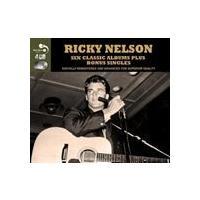 【輸入盤/輸入版】 種別:CD シックス・クラシック・アルバムズ リッキー・ネルソン JAN:503...