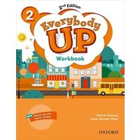 Everybody Up 2nd Edition Level 2 Workbook