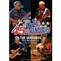種別:DVD ベンチャーズ 解説:2004年1月18日、日比谷公会堂で行なわれたベンチャーズ結成45...