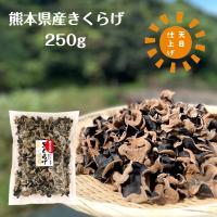 乾燥きくらげ 熊本県産 300g (国産 木耳 キクラゲ)