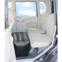 タントなどハイト軽自動車ワゴンの広い後部座席に最適サイズのエアータイプクッションです。※この製品には...