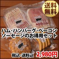 ●ハンバーグ(300g) 豚肉・玉葱・パン粉・醤油・デミグラスソース・砂糖・にんにく・香辛料・酒 ア...