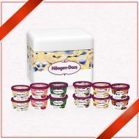 ハーゲンダッツ アイスクリーム[送料込み]ミニカップ マイセレクション12個セットS
