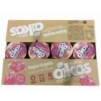 商品名:ダノン オイコス Oikos レッドスーパーフルーツミックス 内容量:110gx12個入り ...