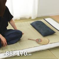 ■サイズ:約88×170cm ■素 材 い草100% 二方縁 メセキ織 ■備考 防カビ ■中国製