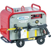 特長:●NETIS取得の防音型高圧洗浄機です。●夜間作業、市街地、住宅密集地での作業も安心です。●渇...
