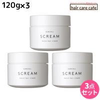 サンコール スクリム モイストヘアクリーム 100g × 3個セット /ブランド:サンコール /メー...