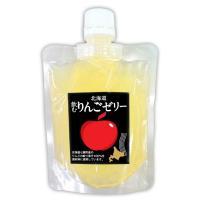 北海道七飯町産りんごの絞り果汁100%を原材料に使用しています。  函館の菓子製造メーカー、昭和製菓...