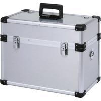 ハクバ カメラケース 純国産 フタに取外し可能な小物入れ付き、角のないアルミケース ZX-85 4977187213263 HAKUBA