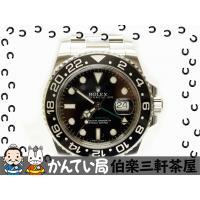 【商品詳細】 ■ブランド:ROLEX(ロレックス) ■商品名:GMTマスター2 ■型番:116710...
