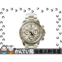 【商品詳細】  ■ブランド:ROLEX(ロレックス)  ■商品名:デイトナ  ■型番:116520 ...
