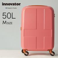 4c89d688f7 送料無料品番:INV55(単色)/ファスナータイプのスーツケースメーカー: TRIO(トリオ) ブランド: innovator(イノベーター)  サイズ:H62×W41×D25cm( ...