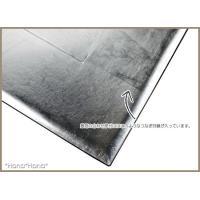 アルジャンIII 銀箔市松 正角サービングトレー 33.2cm 漆器 キャッシュレス 還元|hana2|07