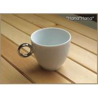 デジュネ エスプレッソコーヒーカップ 150cc 取っ手プラチナ キャッシュレス 還元|hana2|02