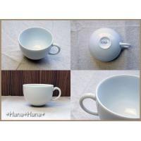 フルール コーヒーカップ&花型ソーサー ホワイト キャッシュレス 還元|hana2|02