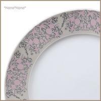 ラグーナ ディナープレート 27cm ピンク (お取り寄せ品) キャッシュレス 還元|hana2|02