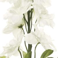 造花 MAGIQ 東京堂  ブリリアデルフィニウム #1  WHITE FM004917-001 01   造花 花材「た行」 デルフィニューム