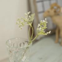 即日  造花 YDM ロマニアフローラピック グリーン FG4480-GR 00   造花葉物、フェイクグリーン その他の造花グリーン