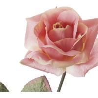 大特価  造花 YDM シングルローズ モーブ FS9967-MAV|造花 バラ 01  造花 花材「は行」 バラ