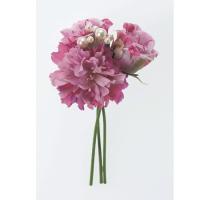 造花 アスカ パールミックスブーケ ピンク A-32210-3 01  12束  造花 花材 ま行  その他 ま行 造花花材
