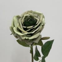 造花 アスカ ローズ グレイパ−プル A-33186-063P 01   造花 花材「は行」 バラ