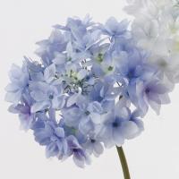 即日  造花 アスカ A-32562 ハイドランジア #009H ブル−ヘリオ A-32562-009H 00   造花 花材「あ行」 あじさい 紫陽花