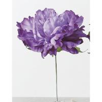 即日  造花 アスカ ピオニーピック #007 パ−プル A-32276 00 |芍薬 牡丹  造花 花材「さ行」 シャクヤク ボタン ピオニー