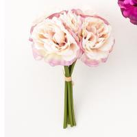 造花 ボブクラフト ローズバンドル 3600C 01  3個  造花 花材「は行」 バラ