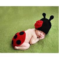 ■商品名: ☆*::*:☆てんとう虫ベビーコスチューム☆*::*:☆  ■商品内容: ※帽子、てんと...
