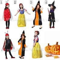 ■商品内容  選んでね♪女の子用 てんとう虫、白雪姫、魔女(ウィッチ)コスチュームセット   子供用...