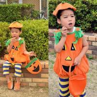 ■商品名: ☆*::*:☆可愛いかぼちゃロンパース☆*::*:☆ ※可愛いかぼちゃのロンパースタイプ...