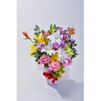 送料無料 お祝い 造花 アレンジメント 12000円 開店祝い、イベント、発表会、講演会、演台、ギフト、ビジネス