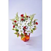 送料無料 お祝い 造花 アレンジメント 20000円 開店祝い、イベント、発表会、講演会、演台、ギフト、ビジネス