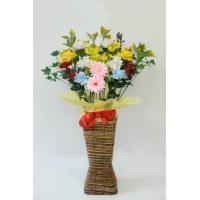 送料無料 お祝い 造花 スタンド付きアレンジメント 10000円 開店祝い、イベント、発表会、講演会、ギフト、ビジネス