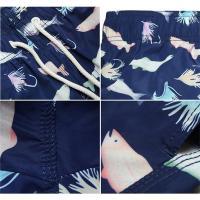 メンズショートパンツ ビーチパンツ ファッション プリント ビーチウェア 着心地よい お洒落 上質 夏 大人気 メンズショートパンツ