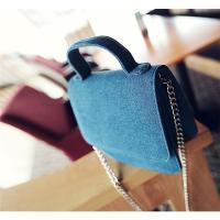 レディースバッグ シンプル 手提げバッグ 斜め掛け ファッション チェーンあり 通学 ビジネス ズック 布 デイバッグ レディースバッグ