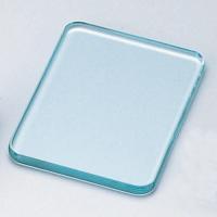 カラー:クリア 本体サイズ(約):縦12×横9cm 入数:1枚 素材:ガラス