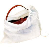東京科学 不織布バッグ収納袋 L 巾着型 白 東急ハンズ