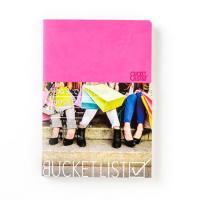 カラー:ピンク 本体サイズ(約):幅127×高188mm 素材:[紙]上質紙