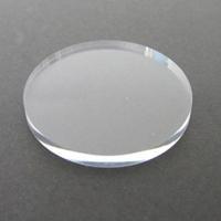 カラー:クリア 本体サイズ(約):径80×厚3mm パッケージサイズ(約):本体サイズに同じ 素材・...