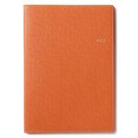 表紙hカラー:オレンジ 本体サイズ(約):縦188×横133×厚13mm 本体重量(約):248g ...