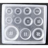 柄:ボタン 本体サイズ(約):幅90×奥80×高12mm ボタンサイズ(約):Φ10、12、15、2...