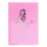 カラー:[表紙]ピンク 本体サイズ(約):幅105×奥4×高150mm 中面仕様:マンスリー 掲載期...